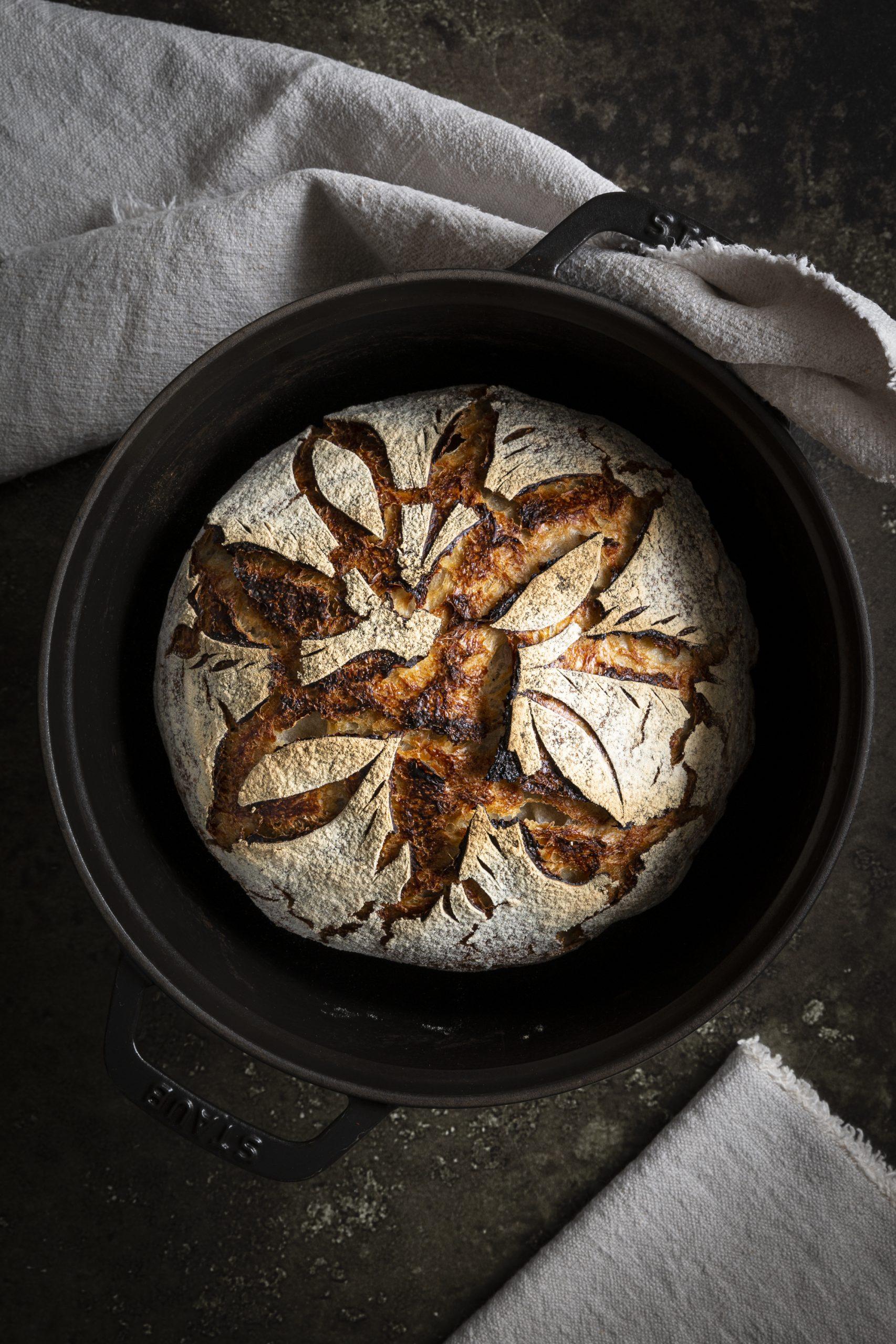 Weizensauerteig_Brot